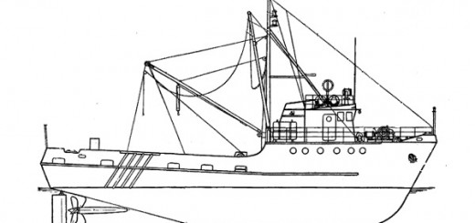 Fishing Boat Plans Archives - Free Ship Plans